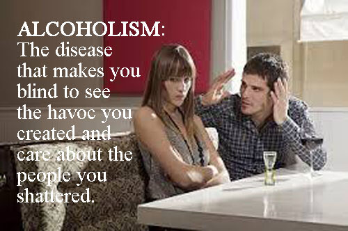 alcohol and marriage relationship