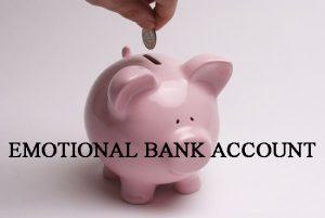 Emotional Bank Account from John Gottman